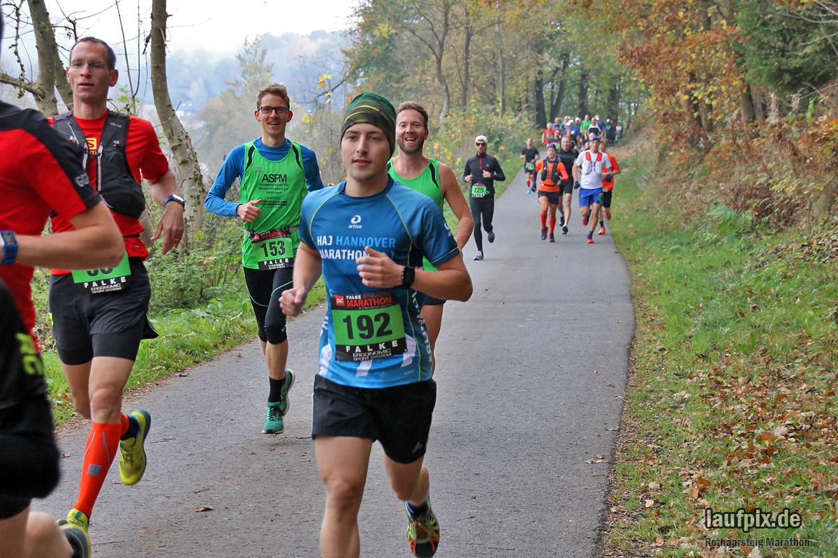 Rothaarsteig Marathon 2018 - 22
