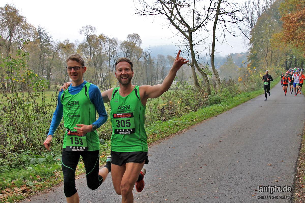 Rothaarsteig Marathon 2018 - 25