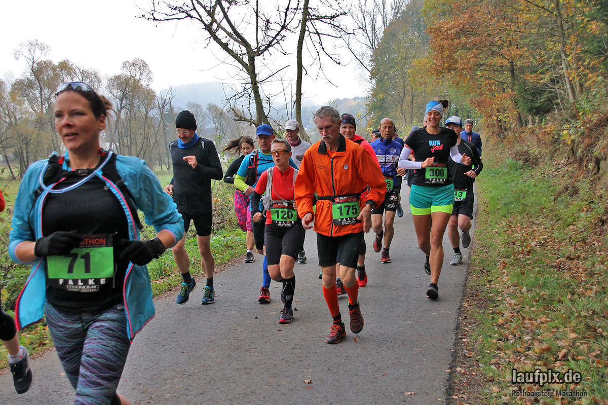 Rothaarsteig Marathon 2018 - 170