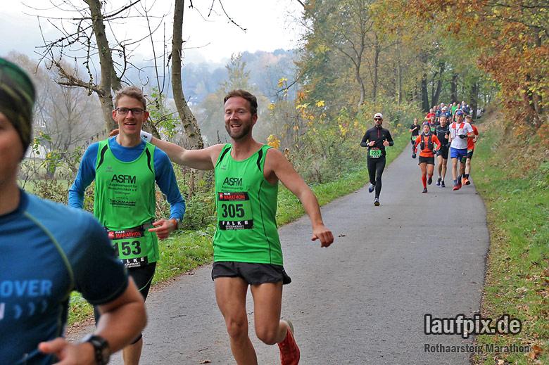Rothaarsteig Marathon 2018