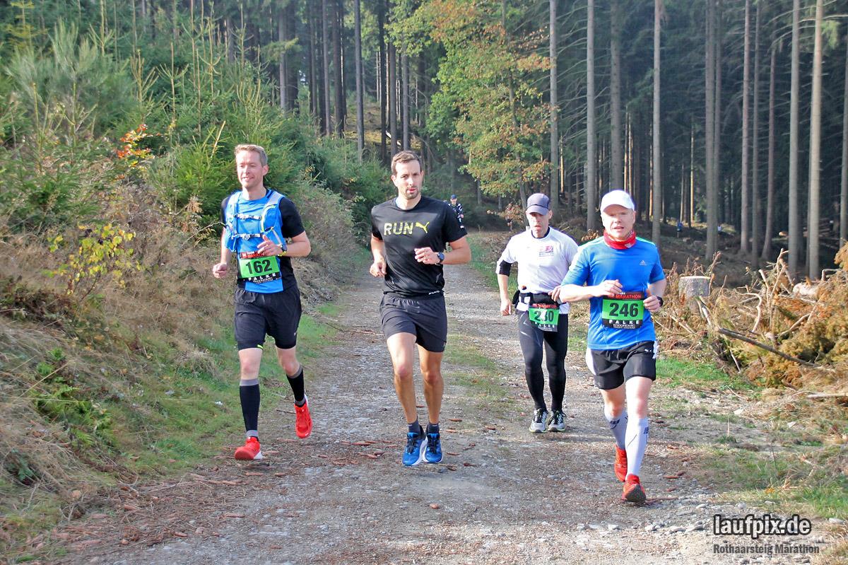 Rothaarsteig Marathon 2018 - 90