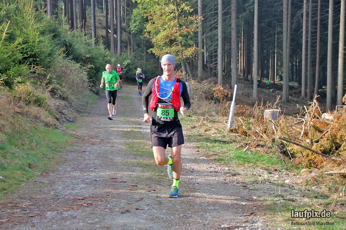 Rothaarsteig Marathon 2018 - 105