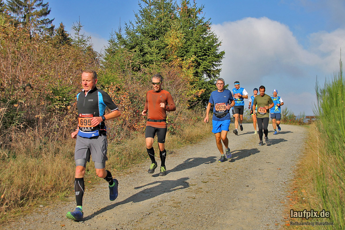 Rothaarsteig Marathon 2018 - 881
