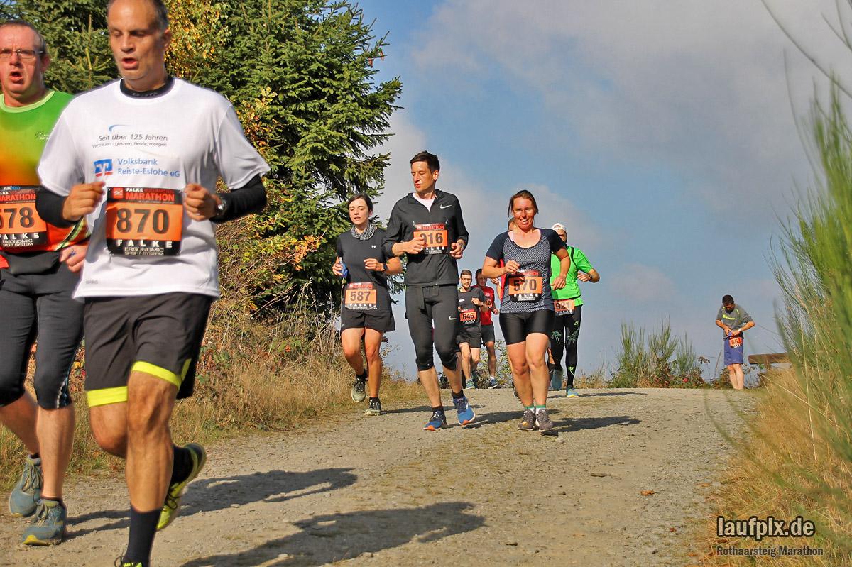 Rothaarsteig Marathon 2018 - 1018
