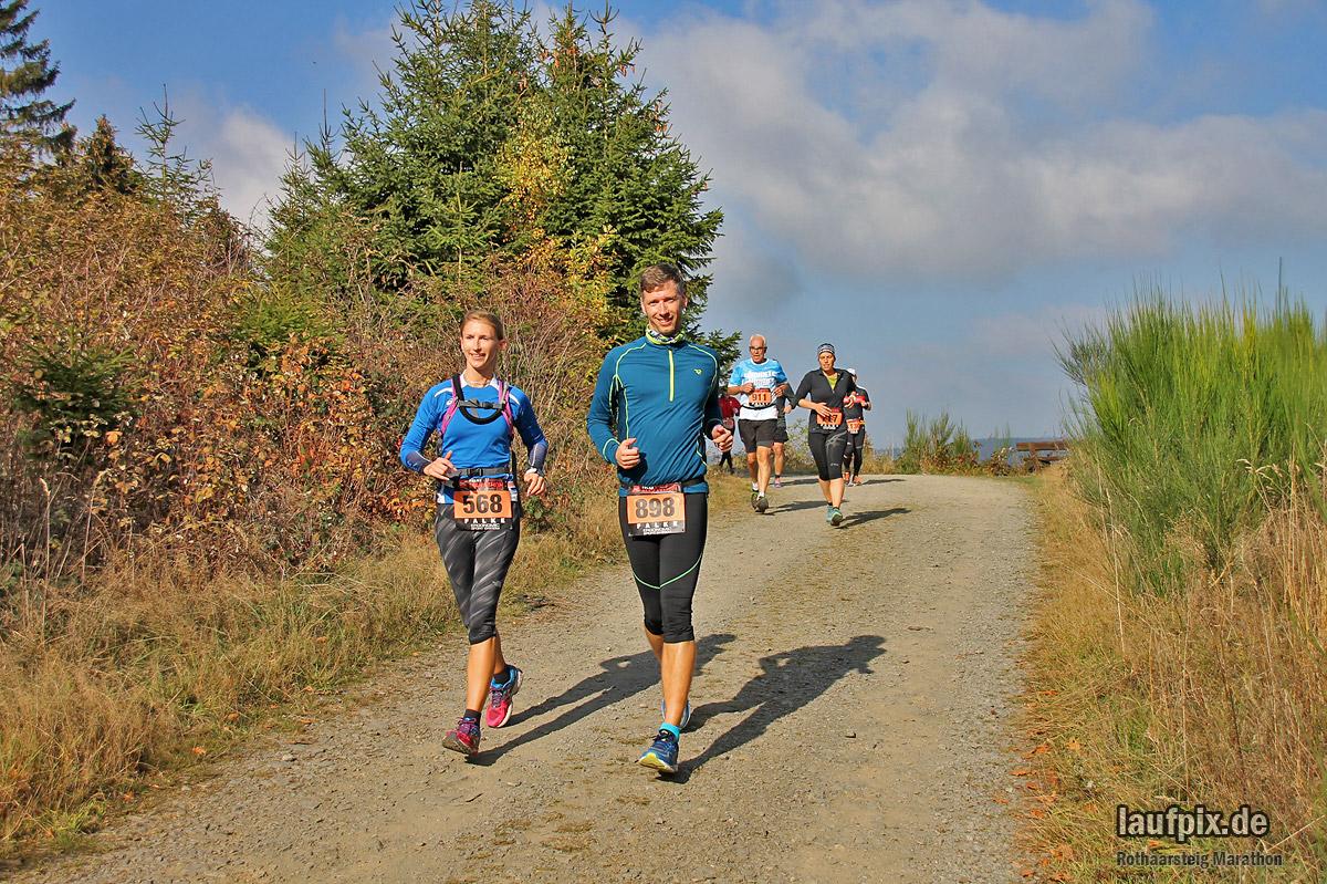 Rothaarsteig Marathon 2018 - 1146
