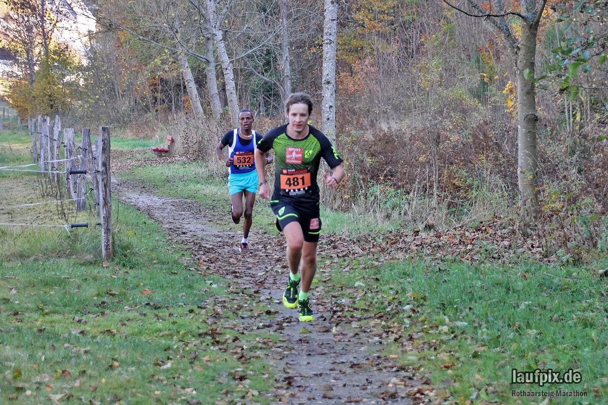 Rothaarsteig Marathon 2018 - 2