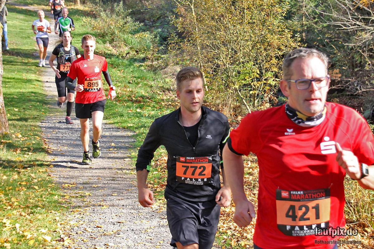 Rothaarsteig Marathon 2018 - 520