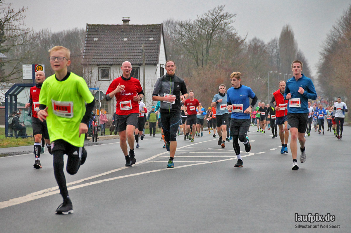 Silvesterlauf Werl Soest 2018 - 430