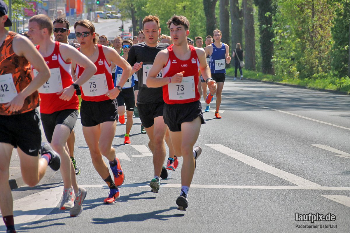 Paderborner Osterlauf - 10 km 2019 - 45