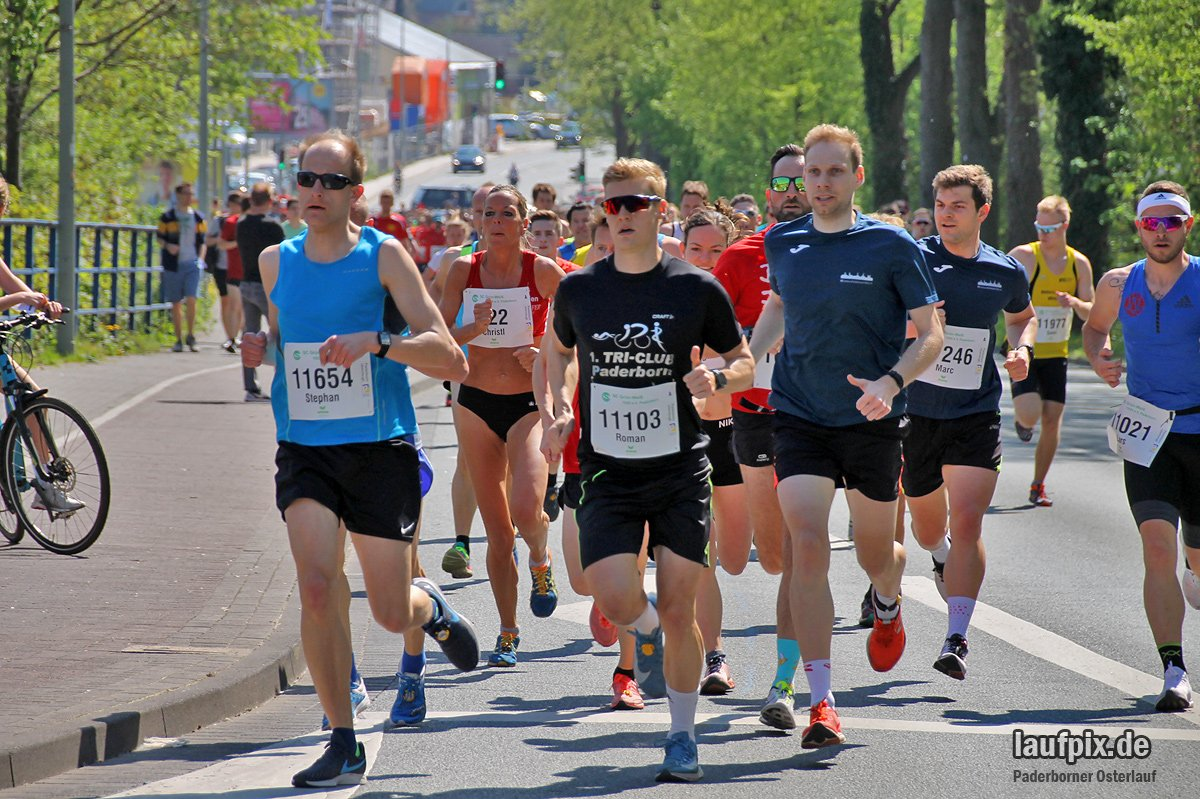 Paderborner Osterlauf - 10 km 2019 - 61
