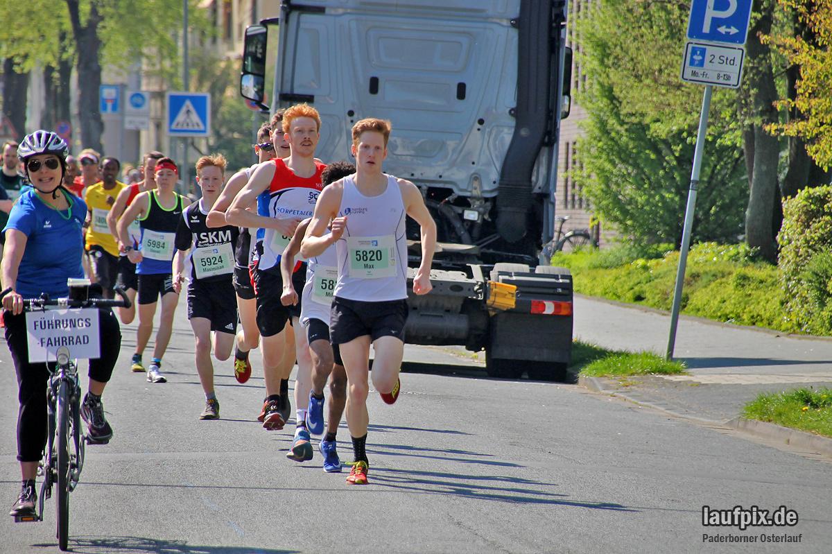 Paderborner Osterlauf - 5 km 2019 - 2