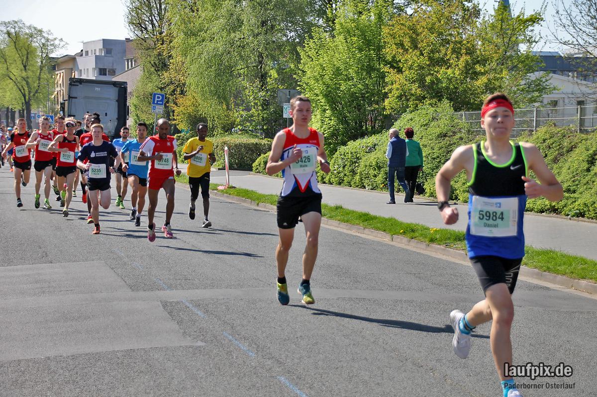 Paderborner Osterlauf - 5 km 2019 - 17
