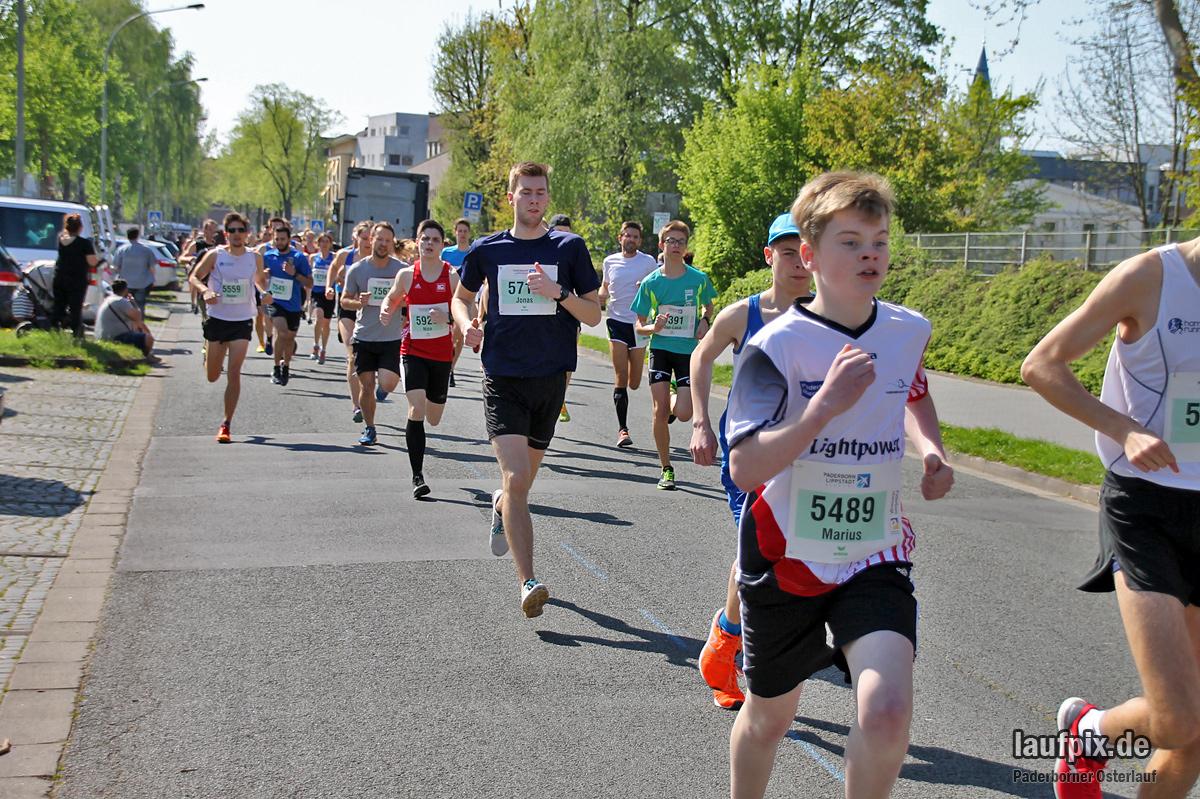 Paderborner Osterlauf - 5 km 2019 - 30