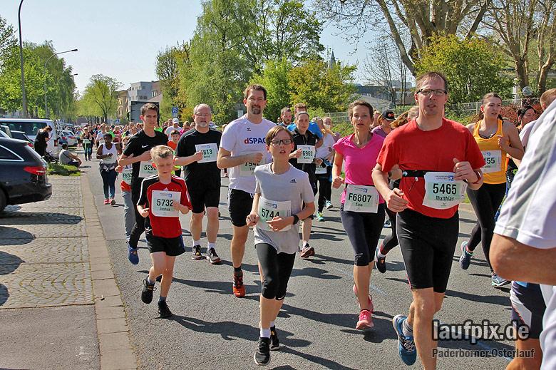 Paderborner Osterlauf - 5 km 2019