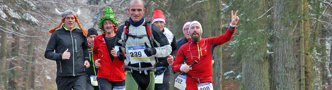 Twistesee Adventsmarathon Bad-Arolsen 2017