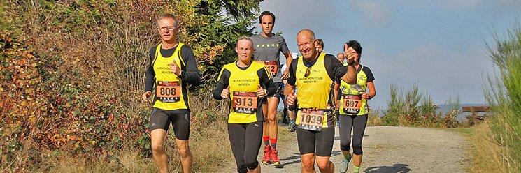 Rothaarsteig Marathon Ergebnisse