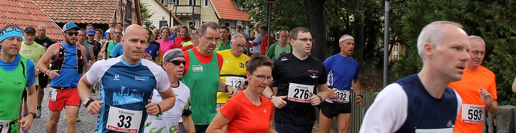 Fotos Brockenlauf 26km Start 2016