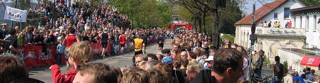 Fotos Hermannslauf 2005