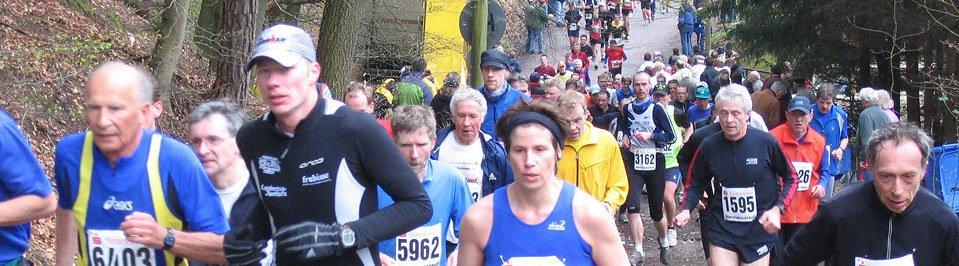 Fotos Hermannslauf 2006