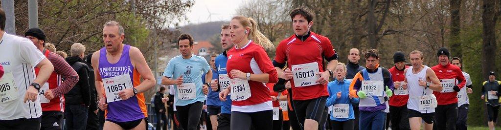 Fotos Paderborner Osterlauf 10km - km1 2012