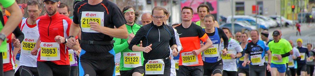 Fotos Paderborner Osterlauf - 21km  2015