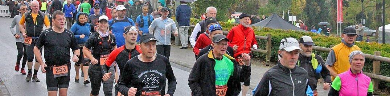 Fotos Rothaarsteig Marathon Start 2017  (Teil 1)