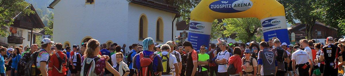 Fotos Zugspitzlauf - Start 2013
