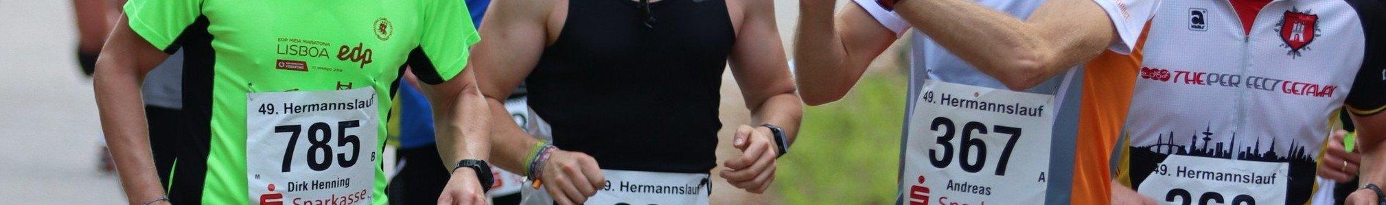 Fotos Hermannslauf 2021