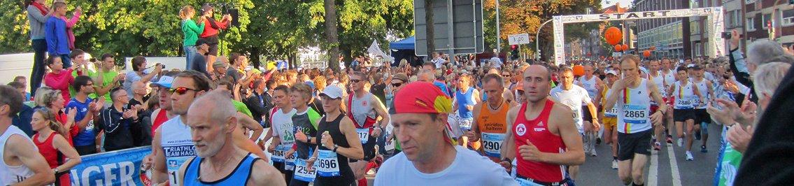 LGA Indoor Marathon Nürnberg  2017