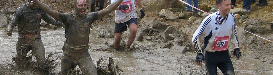 Muddy Angel Run Mitten in Deutschland  2017
