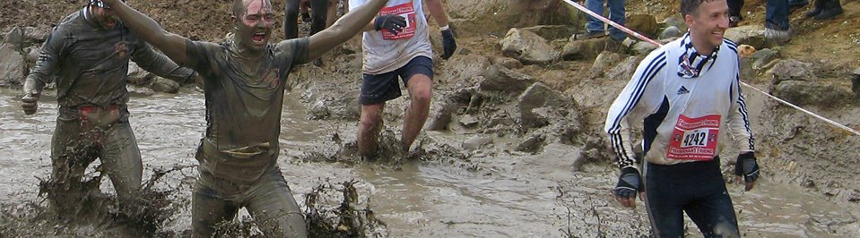 Muddy Angel Run München  2017