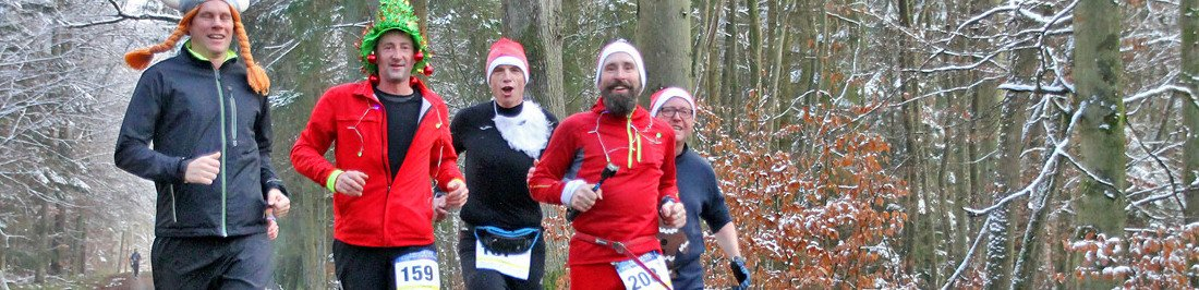 Twistesee-Adventsmarathon Bad Arolsen 2017
