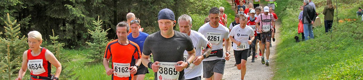 Waldmarathon Bad Arolsen  2017