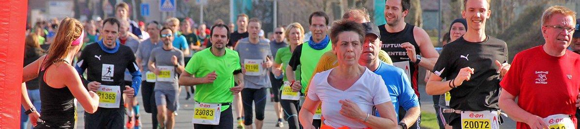 AOK Winterlaufserie des ASV Duisburg 2020