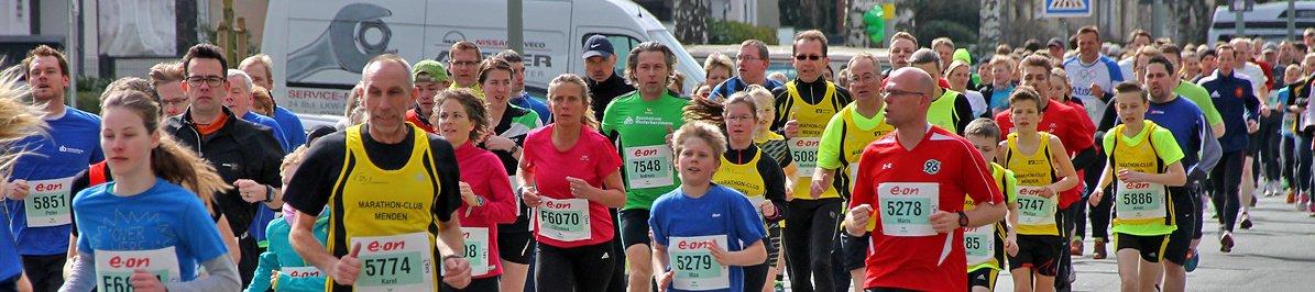 Lauf - Rund um die CGM ARENA 2020