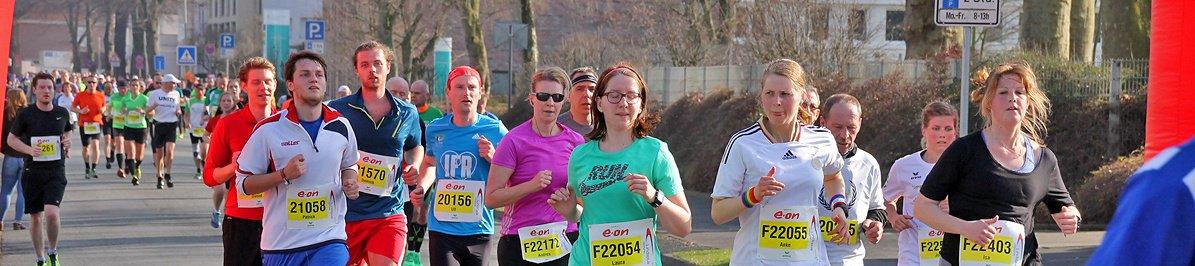 Lichterlauf in Steckenborn 2020