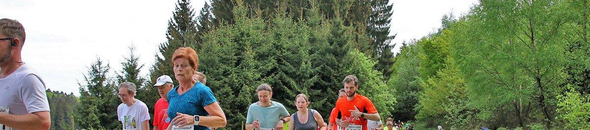 Rurbrückenlauf / 33. Waldlauf in Linnich  2020