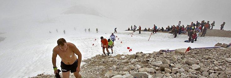 Laufkalender Februar Berglauf