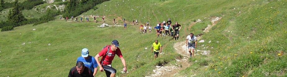 Laufkalender Italien Trailrun