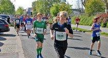 5 und 10 km Lauf Freising 2020