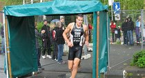 City Triathlon Lauingen 2015