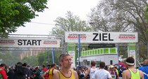 Marathon Hannover 2016