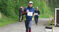 Rüthener Bibertal-Volkslauf und Bergstadt-Marathon 2014
