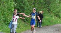 Rüthener Bibertal-Volkslauf und Bergstadt-Marathon 2016