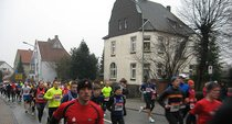Silvesterlauf von Werl nach Soest 2009