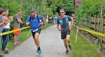 Ultra-Trail du Mont Blanc Chamonix 2012