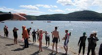 Waldecker Edersee Triathlon 2014