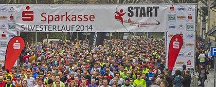 Silvesterlauf Werl Soest 2014