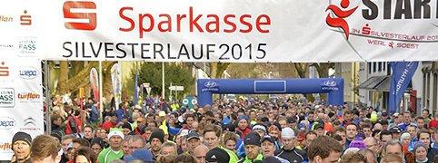 Silvesterlauf Werl Soest 2015