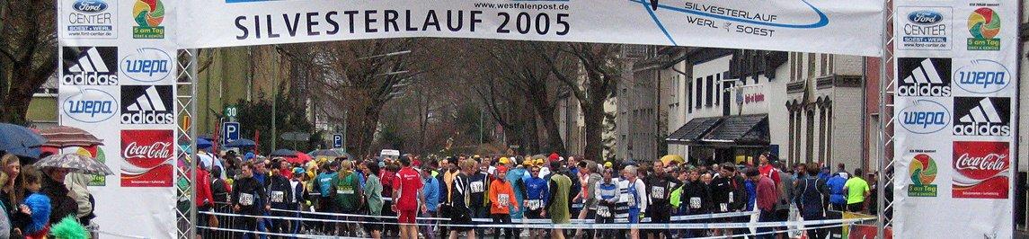 Fotos Silvesterlauf Werl Soest 2005